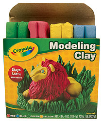 Modeling Clay