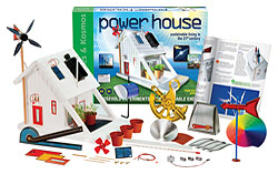 Power House: Green Essential Edition Kit