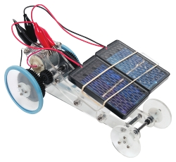 Clearly Solar Car Kit