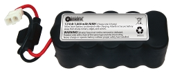 39057 TETRIX 12-Volt Rechargeable NiMH Battery Pack 1