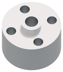 TETRIX<sup>&reg;</sup> MAX Gear Hub Spacer