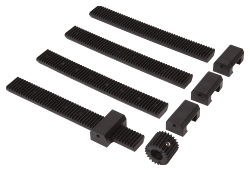 39300 TETRIX Rack and Pinion Linear Slide Pack 0