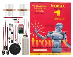 Tronix Lab 1: Fundamental Concepts of Electronics