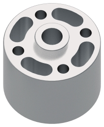 TETRIX<sup>&reg;</sup> MAX Threaded Round Spacer
