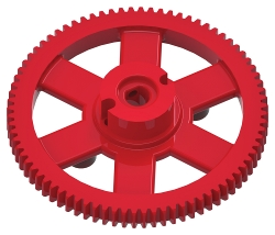TETRIX<sup>&reg;</sup> PRIME 80-Tooth Plastic Gear
