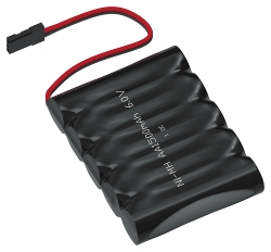 TETRIX<sup>&reg;</sup> PRIME 6 V NiMH Battery Pack
