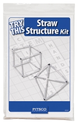 Try This: Straw Structure Kit