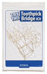 Try This: Toothpick Bridge Kit