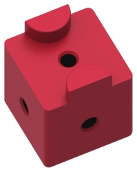 TETRIX<sup>®</sup> PRIME 16 mm Anchor Block