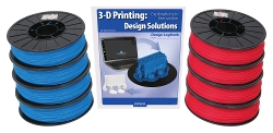 3-D Printing: Design Solutions Consumables Kit