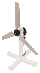 Wind Turbine Experimenter's Kit