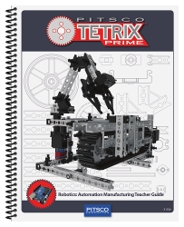 41289 TETRIX Robotics: Automation Manufacturing 2