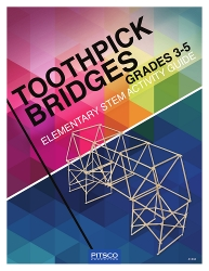 Toothpick Bridges Elementary STEM Activity Guide