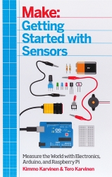 41918 Make: Getting Started with Sensors 0