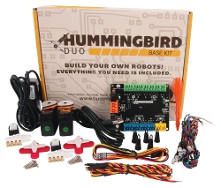 Hummingbird Duo Base Kit