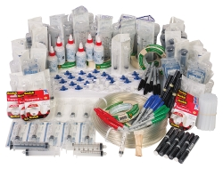 Air Engineering Challenges Elementary STEM Unit (Grades 3-5) Consumable Kit