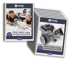 TETRIX<sup>®</sup> PRIZM<sup>®</sup> Coding Essentials Curriculum Pack