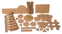 DazzLinks Cardboard Inventors Kit