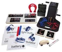 STEM in the Gym™ – Electricity & Magnetism Package