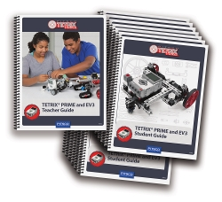 TETRIX<sup>®</sup> PRIME and EV3 Curriculum Pack