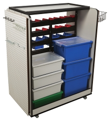 Pitsco Maker Space Cart