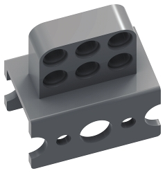 TETRIX<sup>&reg;</sup> PRIME EV3 Mounting Bracket