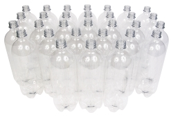 One-Liter Plastic Bottle 30-Pack
