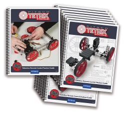 TETRIX<sup>&reg;</sup> PRIME Robotics: Remote Control STEM Unit Curriculum Pack