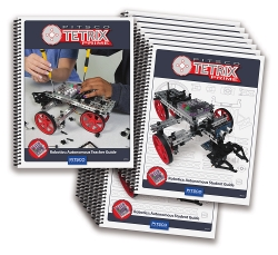 TETRIX<sup>&reg;</sup> PRIME Robotics: Autonomous STEM Unit Curriculum Pack