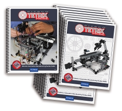 TETRIX<sup>&reg;</sup> PRIME Robotics: Automation Manufacturing STEM Unit Curriculum Pack