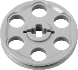 LEGO<sup>®</sup> Pulley Wheel (50-pack)