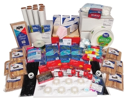Structures Engineering Challenges Consumable Kit (24 student)