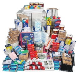 Structures Engineering Challenges Consumable Kit (120 student)