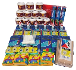 Parachutes in Air Consumable Kit (120 student)