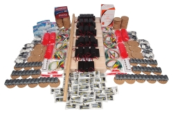 Electricity Engineering Challenge Consumable Kit (120 student)