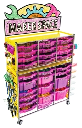 TeacherGeek: Maker Cart 2.0