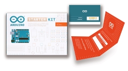 Arduino Starter Kit Single with Fundamentals Certification
