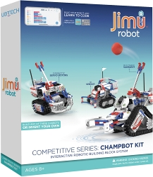 Back to School 2020: UBTECH ChampBot Bundle