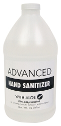 Hand Sanitizer (case, half gallon)