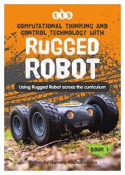 Rugged Robot Activity Book