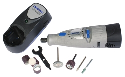 52865 Dremel-Two-Speed-Cordless-Rotary-Tool 0