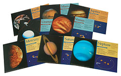 55612 The Planets Poster Series and Resource Activity Guide for Teachers 0