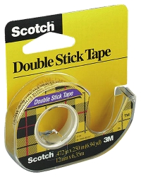 Scotch Double-Sided Transparent Tape