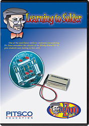 Dr. Zoon Learning to Solder (DVD)