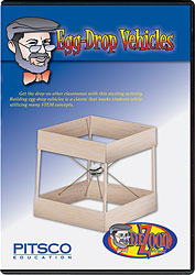 Dr. Zoon Egg-Drop Vehicles Video (DVD)