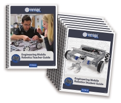 TETRIX<sup>®</sup> MAX Engineering Mobile Robotics Curriculum Pack