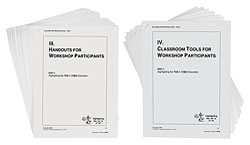 Everyday STEM Unit 1: Workshop Handouts (pkg of 25 sets)