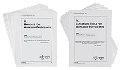 Everyday STEM Unit 3: Workshop Handouts
