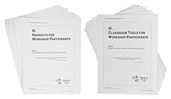 Everyday STEM Unit 2: Workshop Handouts