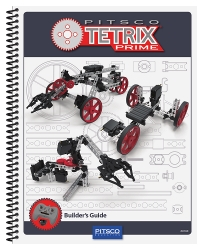 44320 TETRIX-PRIME-RC-Robotics-Set 1